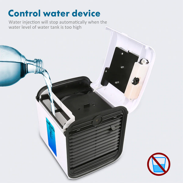 Portable Air Cooler - Elicpower