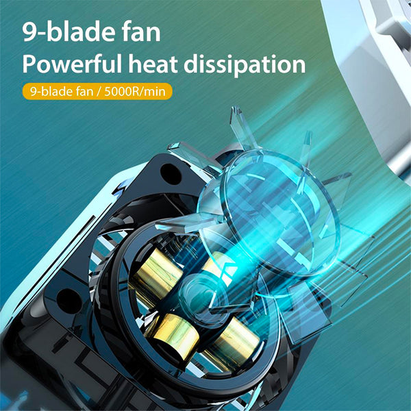 Phone Cooling Fan - Elicpower