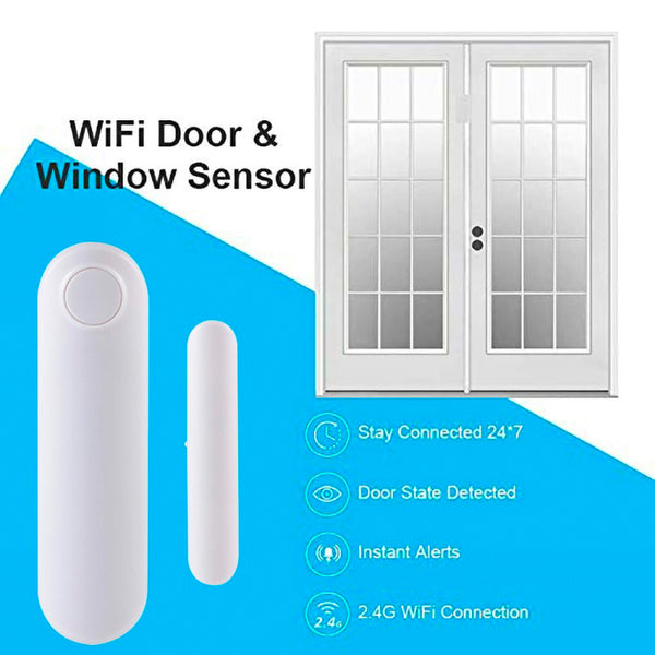 WiFi Door Sensor - Elicpower