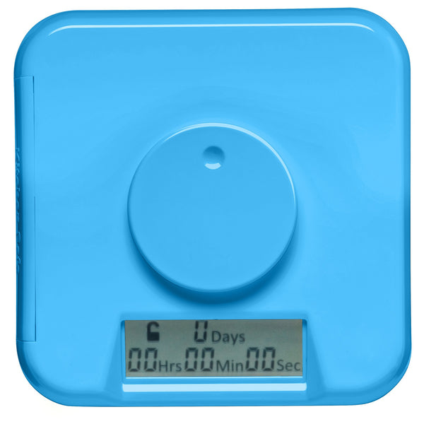 KSafe: Replacement Lid (Blue). The Kitchen Safe