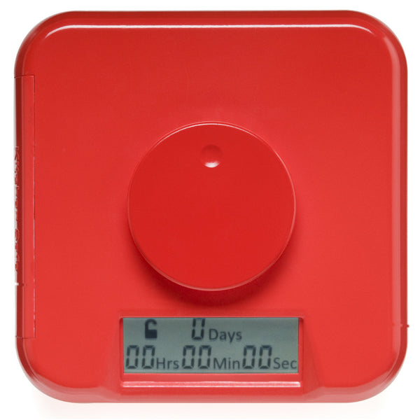 KSafe: Replacement Lid (Red). The Kitchen Safe