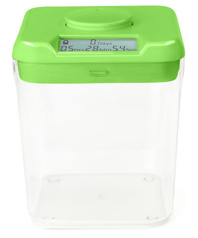 kSafe: (Green Lid + Clear Base)