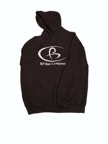Classic Hooded Sweatshirt - Black
