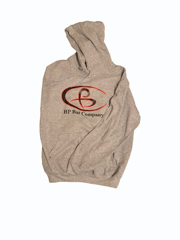 Classic Hooded Sweatshirt - Gray