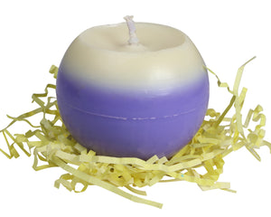 Lavender Vanilla Ball Candle