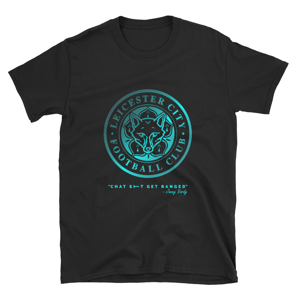 THE FOXES - Luxury Teal T-Shirt