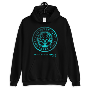 THE FOXES - Luxury Teal Hoodie