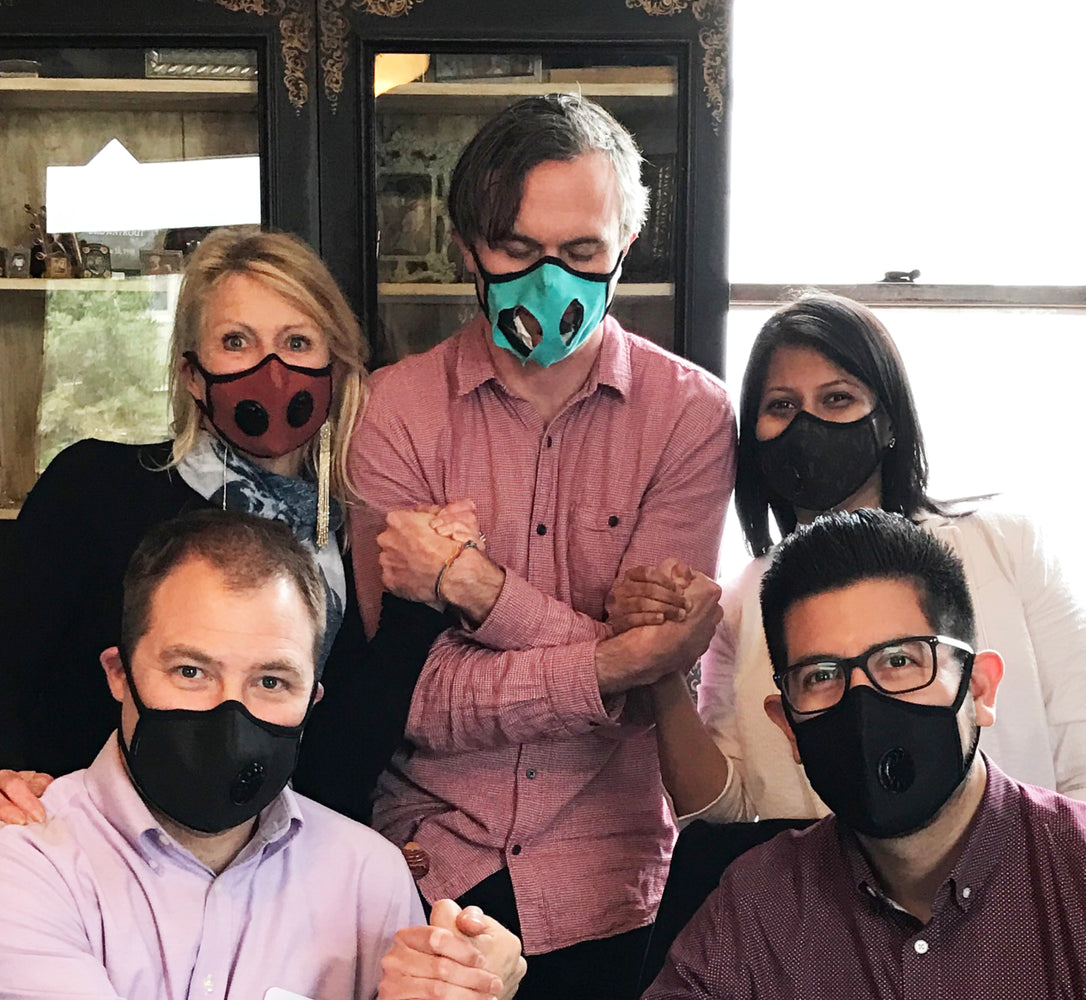 THE VOGMASK TEAM