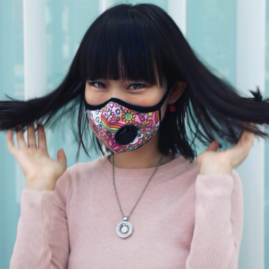 WHAT IS VOGMASK®? background