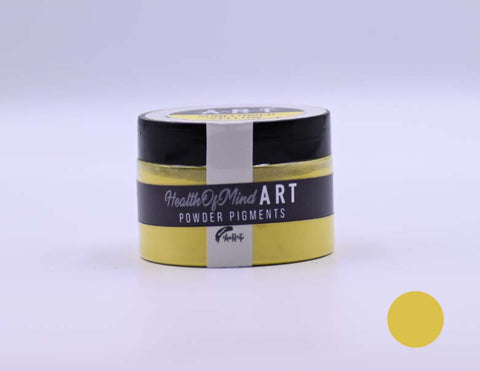Powder Pigment (Sunflower Yellow)