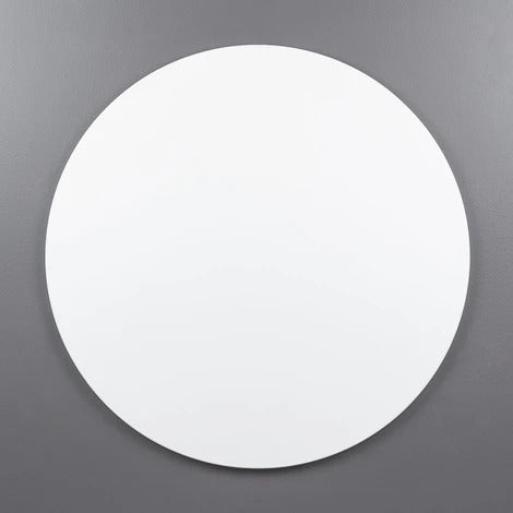 Round Primed Art Board (Multiple Sizes)