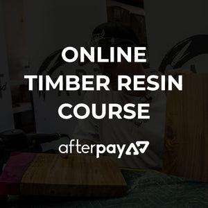 ONLINE TIMBER RESIN COURSE