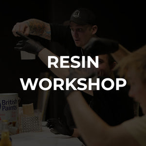 Resin workshop