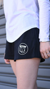 SPRING SHORTS BLACK (women)