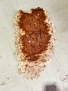 Colliding Side Table