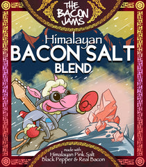 bacon jam pink himalayan bacon salt