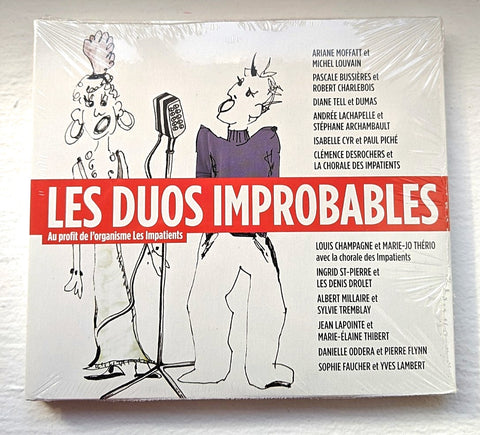 CD-- Duo improbables vol. 1