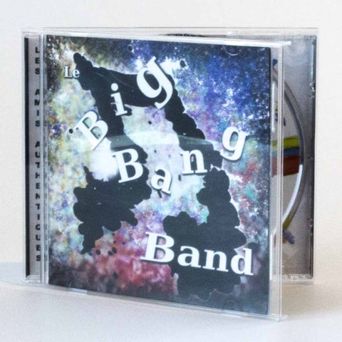 1er CD du Big Bang Band des Impatients