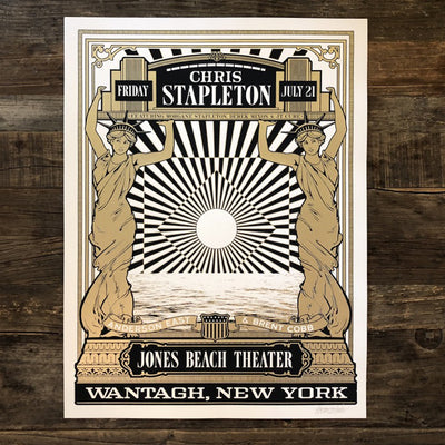 Chris Stapleton Jones Beach New York