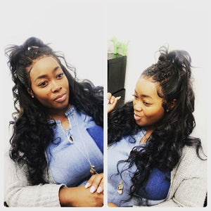 Loose Wave Virgin Lace Closure