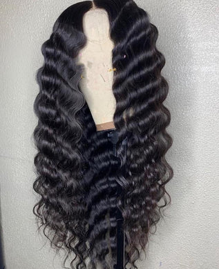 Loose Wave Frontal Wig