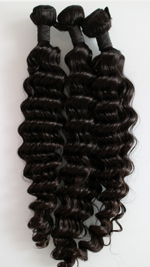 Deep Wave Virgin Hair Bundle