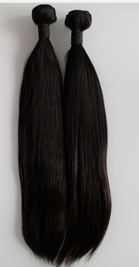 Silky Straight Virgin Hair Bundle