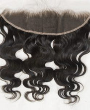 Load image into Gallery viewer, Body Wave Virgin Hair Lace Frontal Closure 13x4 Ear To Ear