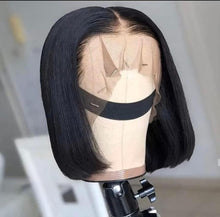 Load image into Gallery viewer, Silky Straight Frontal Wig