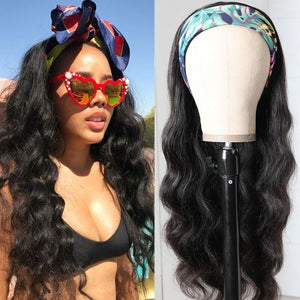 Loose Wave Headband Wig
