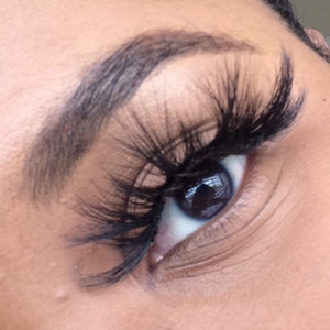 3D Glam Mink Eyelashes