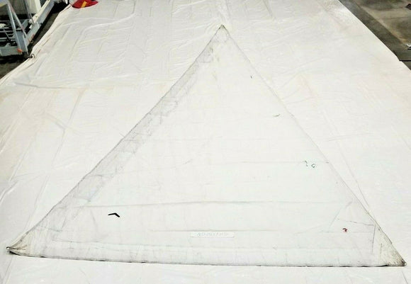 Furling Headsail by Rolly Tasker in Good Condition 31.1' Luff