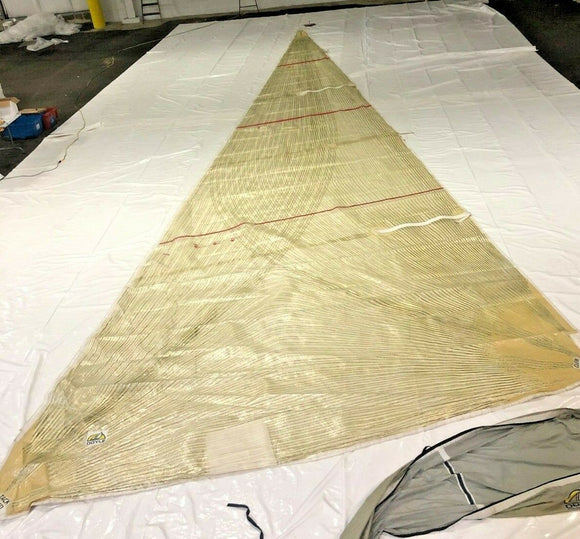 Medium #1 Headsail for Farr 40 by Doyle in good condition 52.6'