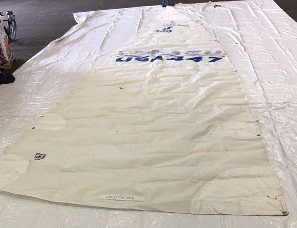 Mainsail for J 105 By UK Sailmakers - 40' Luff, Excellent Condition