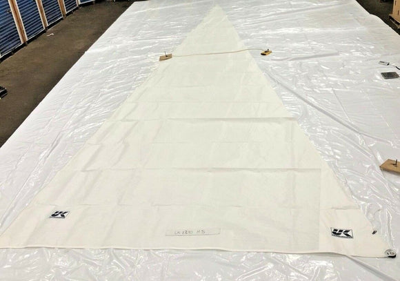 New Furling Mainsail By UK Sailmakers for Beneteau 411 - 40.7' Luff