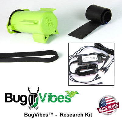 BugVibes™ - Electronic Plant Shield™-  Research Kit