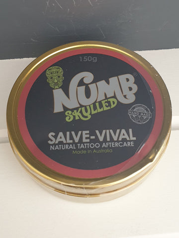 Numb Skulled Salve-Vival Natural Aftercare