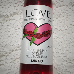 Love - The Drink with Heart 750ml