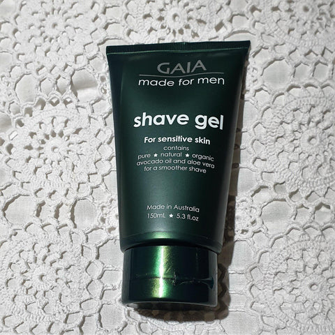 Gaia for Men - Shave Gel 150ml
