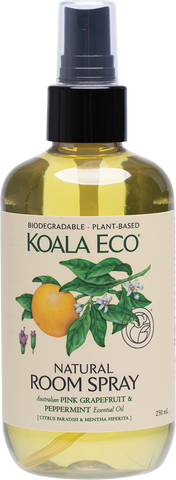 Koala Eco Room Spray - Pink Grapefruit and Peppermint 250ml