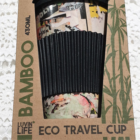 Luvin Life Bamboo Cup