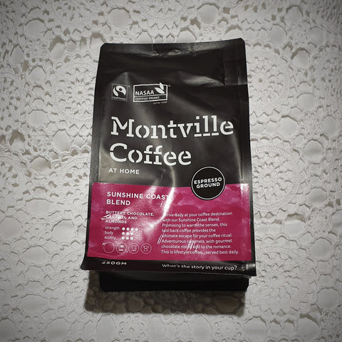 Montville Coffee - Sunshine Coast Blend 250g