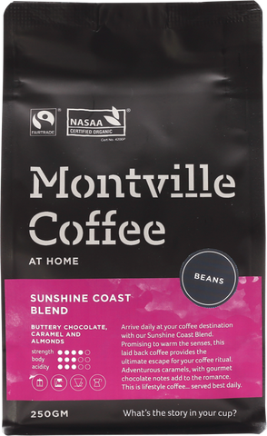 Montville Coffee - Sunshine Coast Blend