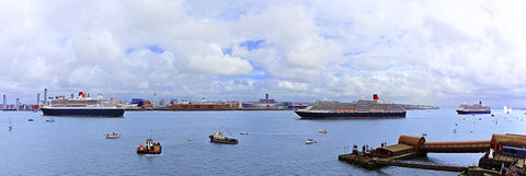 Three Queens Panoramic