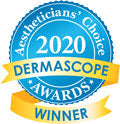Aesthetician's Choice 2020 Winner