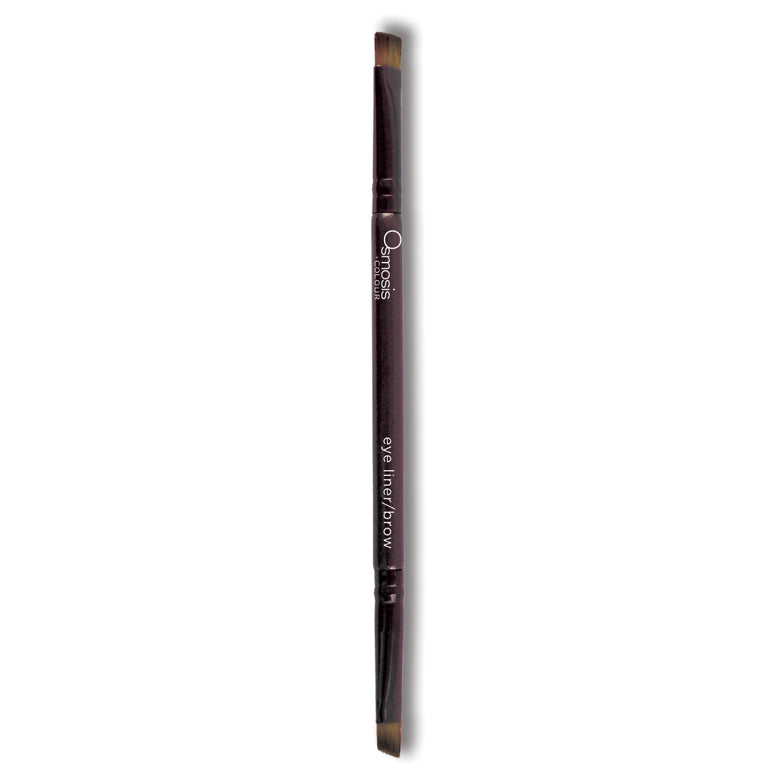 Eye Liner and Brow Brush