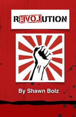LOVE REVOLUTION (by Shawn Bolz, a 3 Message CD set)