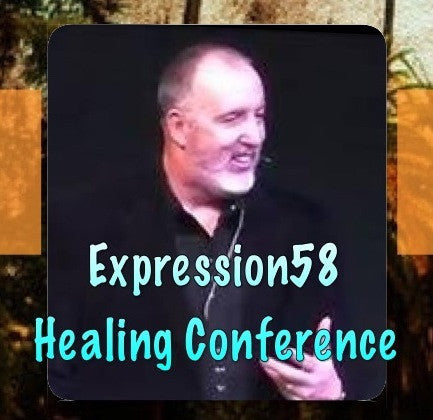 E58 Healing Conference 2012 with Dr. James Maloney (3 part message on MP3)