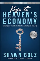 10 Year Anniversary Keys to Heaven's Economy