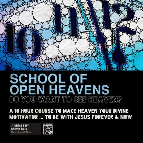 School of Open Heavens (MP3) - 7 part message by Shawn Bolz